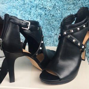"""Marc Fisher Studded Booties- 4"""" heel black!"""
